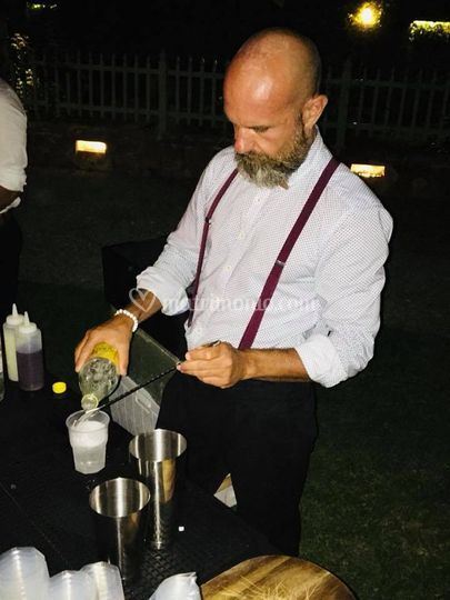 Bar catering