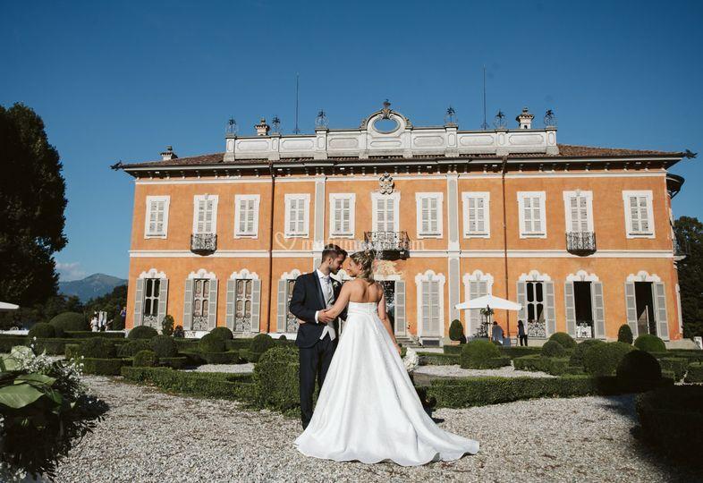 Matrimonio villa subaglio
