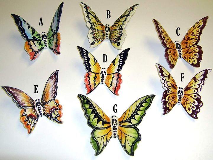 Farfalle serie Natura