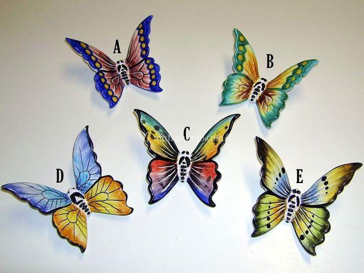 Farfalle serie Moderna