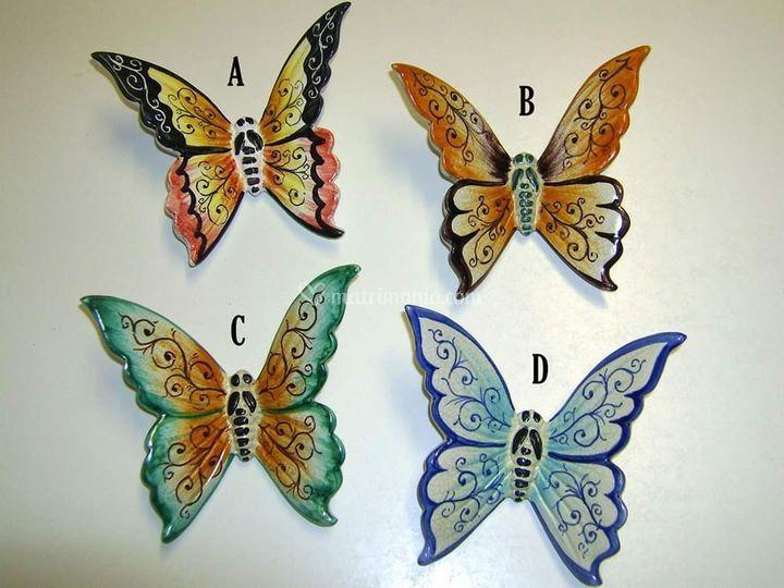 Farfalle serie Ghirigori