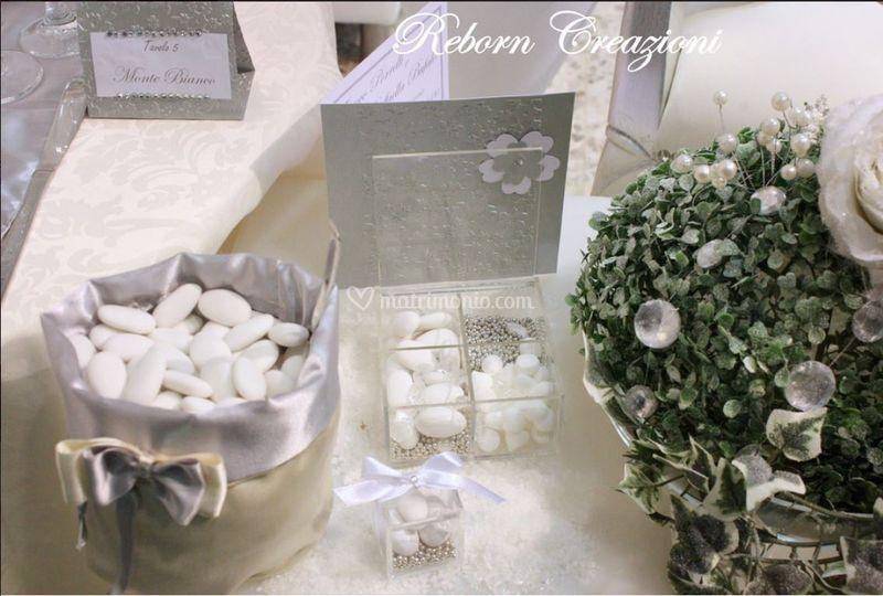 Matrimonio Tema Inverno : Reborn creazioni wedding design