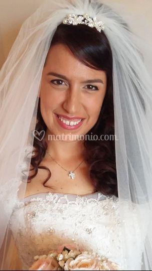 Sara make-up