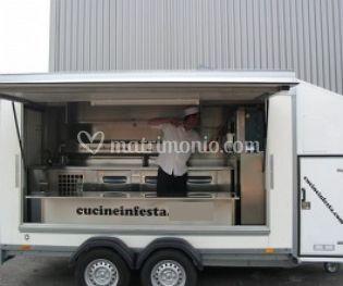 Pizzeria mobile