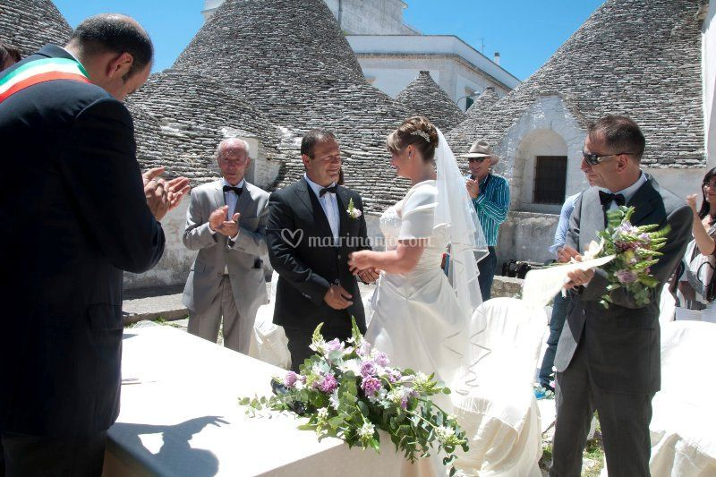 Jodie & Maurice sposi 2012