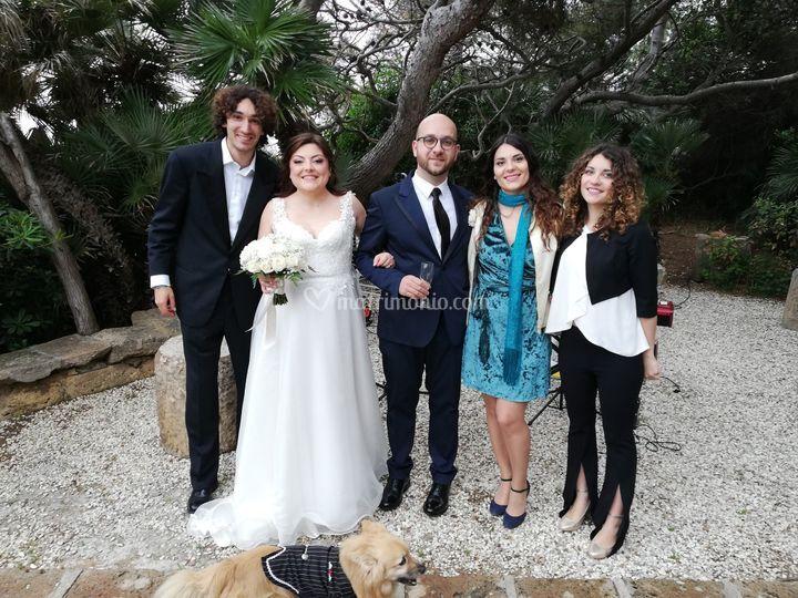 Giuseppe & Federica