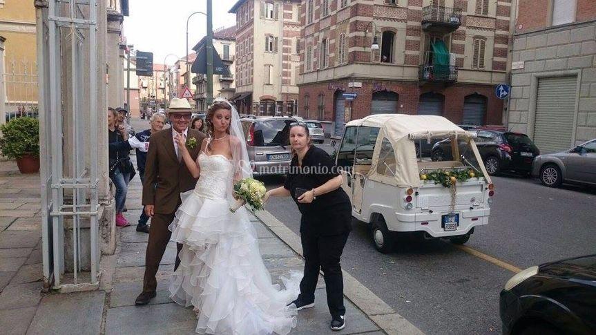 Il matrimonio di Fabiana
