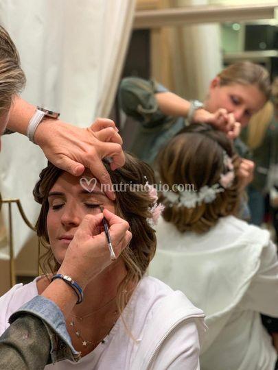Jessica mirto make-up artist