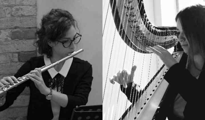 Flauto e arpa