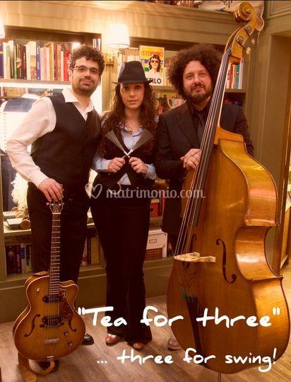 Tea For Three Trio