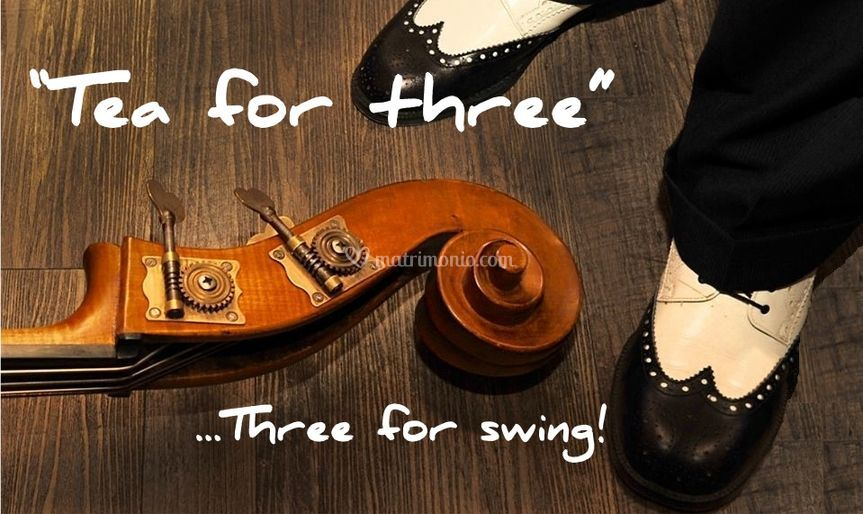 Tea For Three Shoes