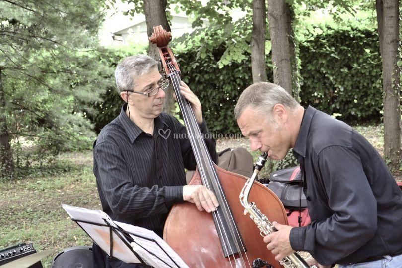 Jazzin duo