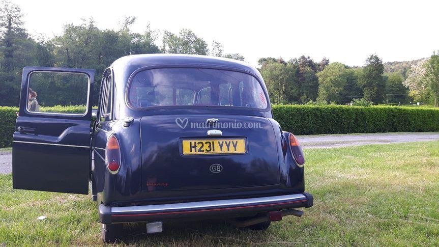 London Cab