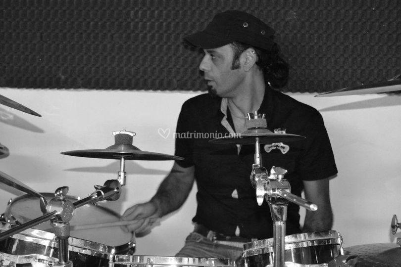 Il batterista: Massimo