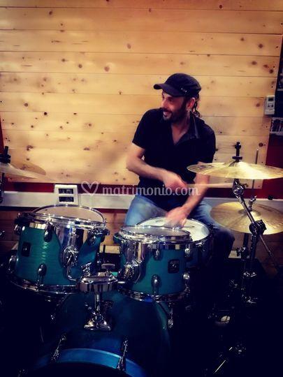 Max alla batteria