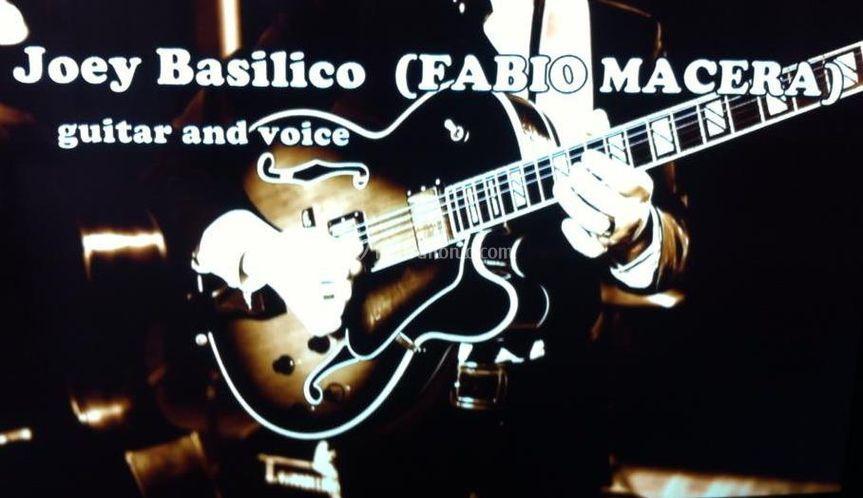 Joey Basilico & The Tomato Ban
