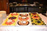Buffeti di dolci e frutta