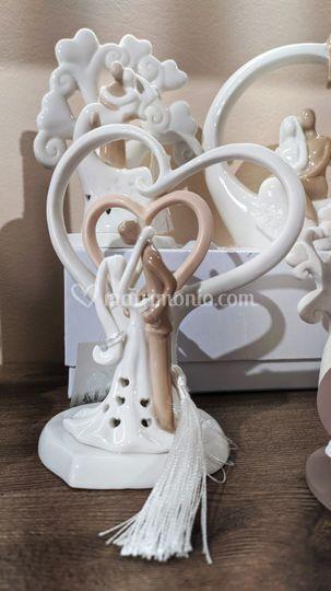 Sposi ceramica