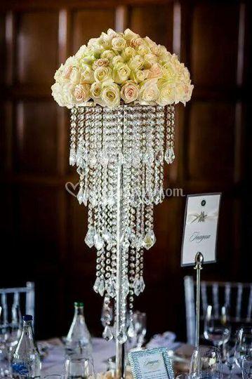 Wedding crystal