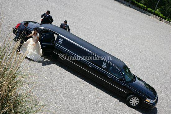Limousine cadillac