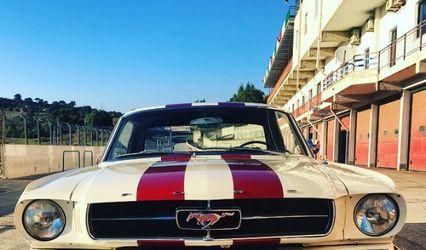L'auto degli sposi 1