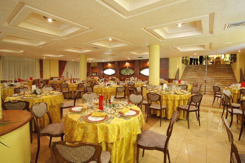 Il ristorante centrale
