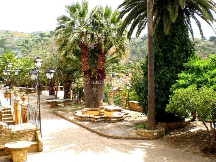 Giardino della villa delle meraviglie di villa delle meraviglie foto 5 - Il giardino delle meraviglie ...