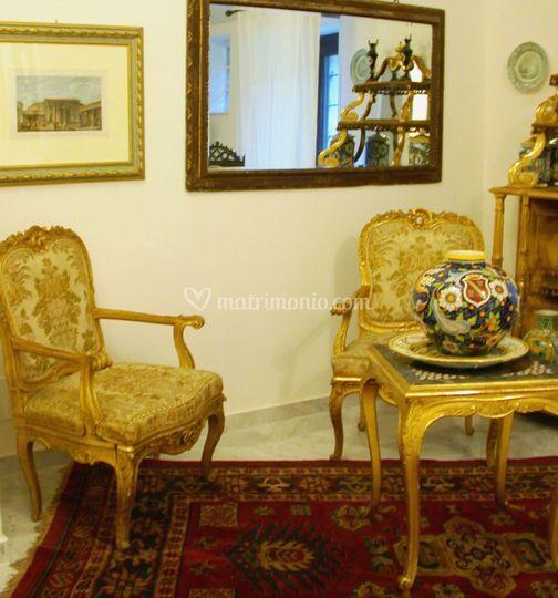 Museo - La Sala degli Specchi