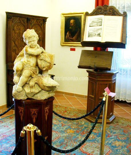 Museo - La Tribuna di Ercole
