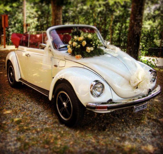 VW Maggiolone Cartier