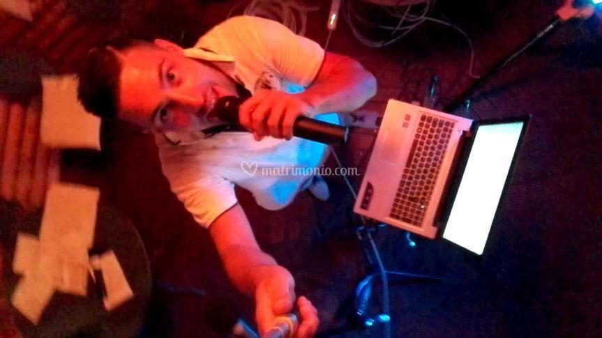 DJ set live