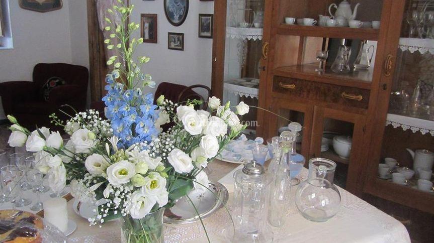 Tavolo casa sposa di carla maffei wedding planner foto 9 - Tavolo matrimonio casa sposa ...
