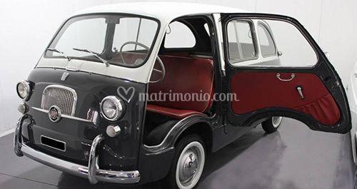 FIAT 600 Multipla 6 posti