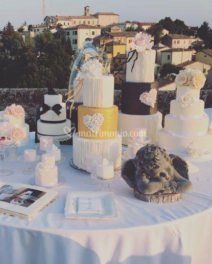 Lucia cake