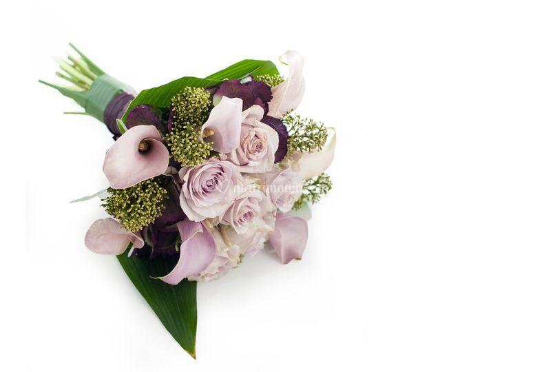 Bouquet lilla2