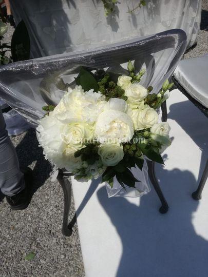 Bouquet retro sposi