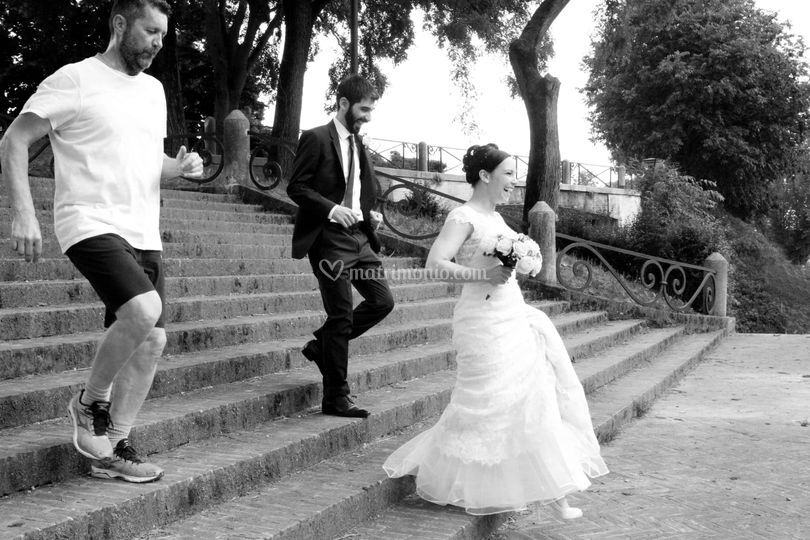 Sposa rincorsa