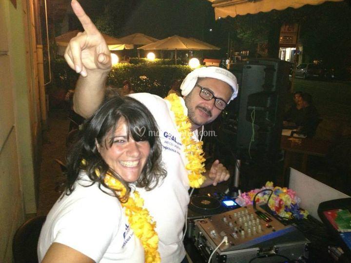 Hawaian party al Jamba a Suna