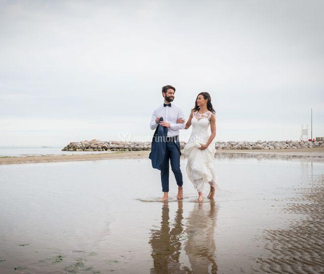 Wedding on the Adriatic sea