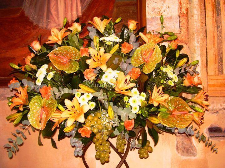 Veruno Uva e fiori