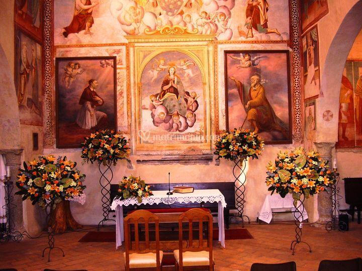 Veruno Chiesa Antica