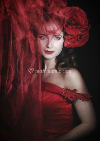 Sposa total red