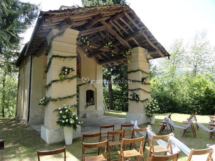 Chiesetta di montagna di garden roagna vivai foto 14 for Vivai genova