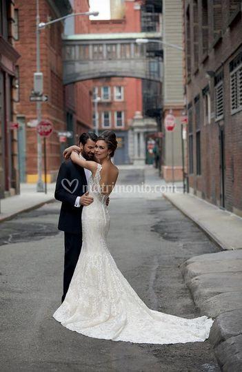 Abiti da sposo e sposa