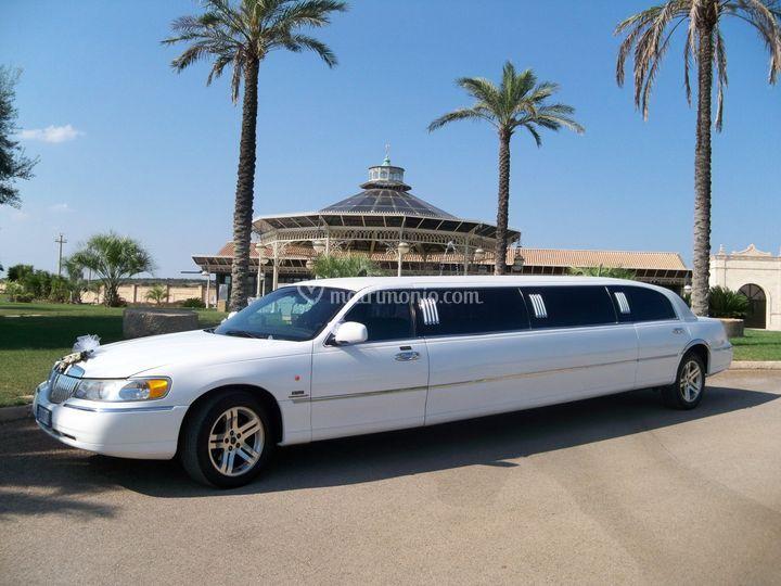 Limousine per eventi vari