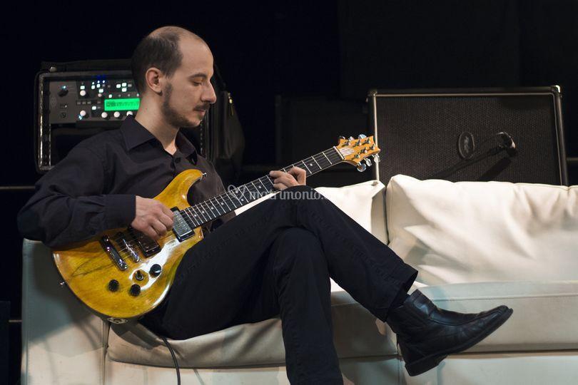 Gabriele cento - guitar