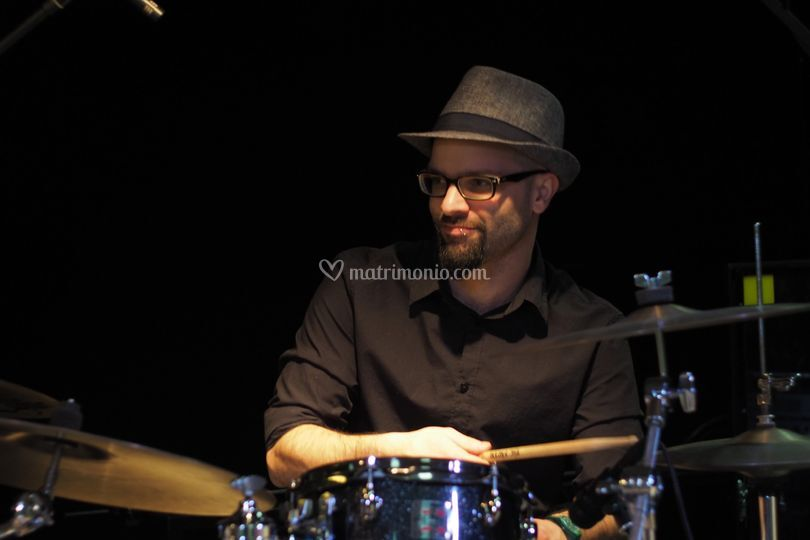 Giovanni Chierici - Drums
