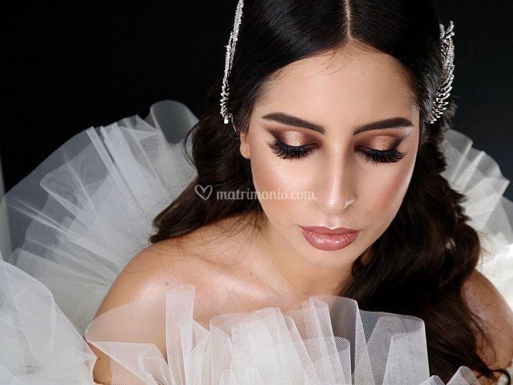 Makeup sposa palermo