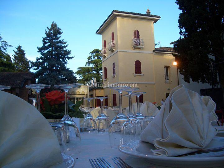 Ricevimento di Villa Silvia-Carducci | Foto 6