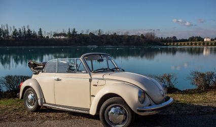 VW Maggiolone Cabrio d'epoca